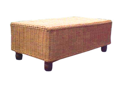 Zanzibar Rattan Coffee Table