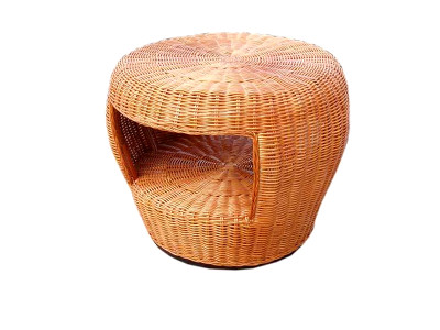 Pattaya Rattan Side Table