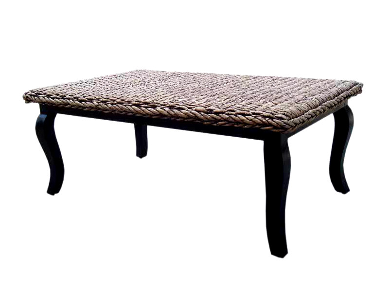 Yolanda Wicker Coffee Table