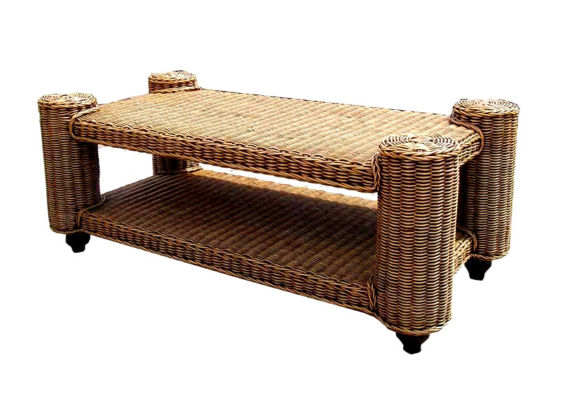 Detail product griffin coffee table indonesia rattan for Griffin coffee table