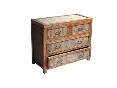 William Rattan Drawer