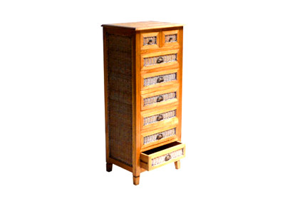 Fukaba Rattan Drawer