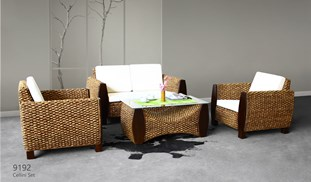Cellini Wicker Set