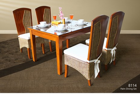 Palm Dining Set