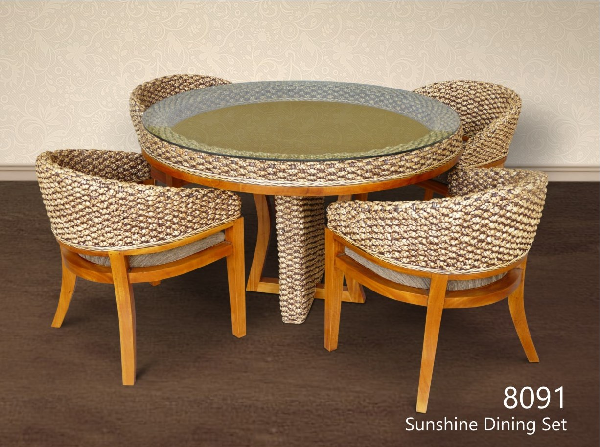 Sunshine Dining Set