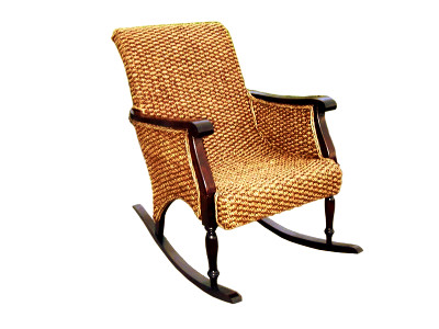 Carvo Wicker Arm Chair