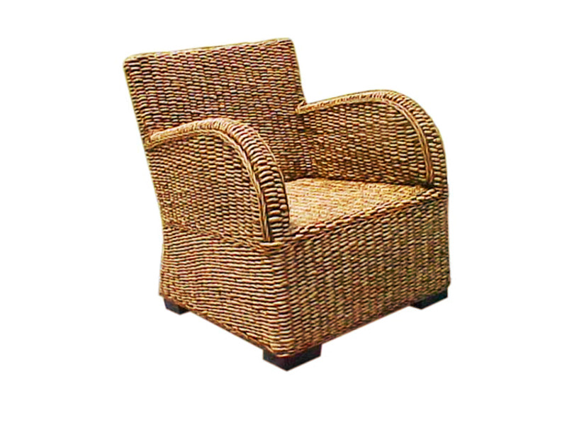 Miguel Wicker Arm Chair