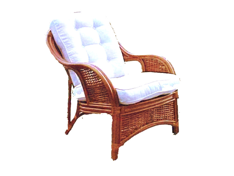 Lazio Rattan Arm Chair