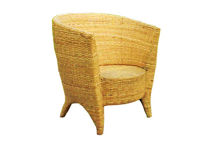 Monaco Rattan Arm Chair