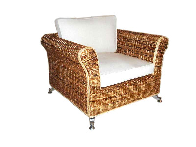 Andrianie Wicker Arm Chair