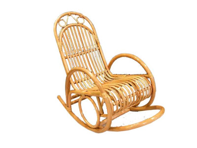 Jana Rattan Arm Chair