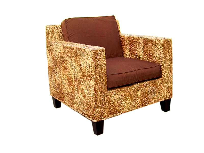 New Erlina Round Weave Chair