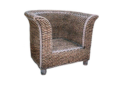 Alaska Wicker Arm Chair