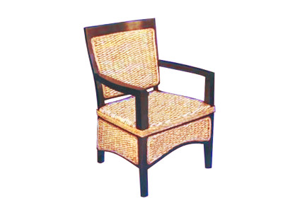 Fortuna Wicker Arm Chair