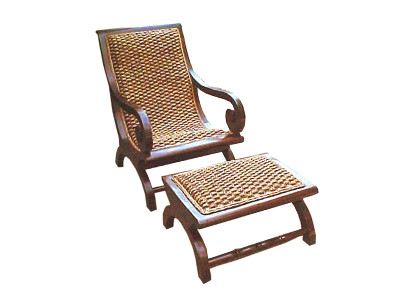 Roxxete Water Hyacinth Chair