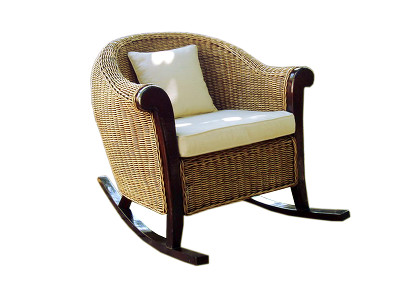Quake Rattan Pitrit Chair