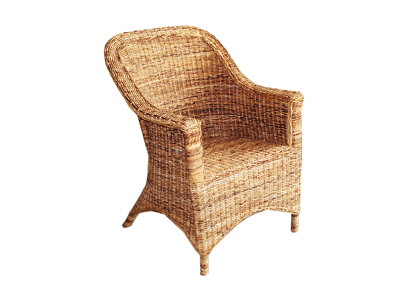 Belina Abaca Woven Chair
