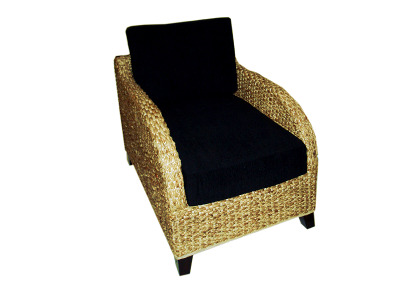 Loris Wicker Arm Chair