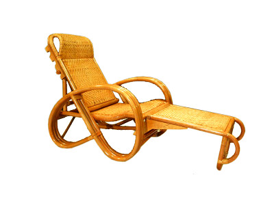 Dorin Rattan Arm Chair