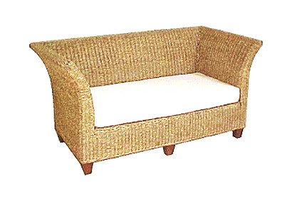 Bahary Wicker Sofa 2 Seaters