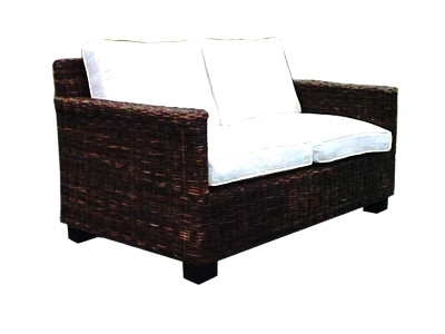 Beverly Rattan Sofa 2 Seaters