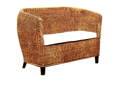Gary Wicker Sofa 2 Seaters