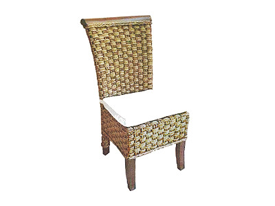 Bunaken Wicker Dining Chair