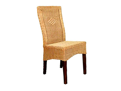 Francesco Rattan Chair