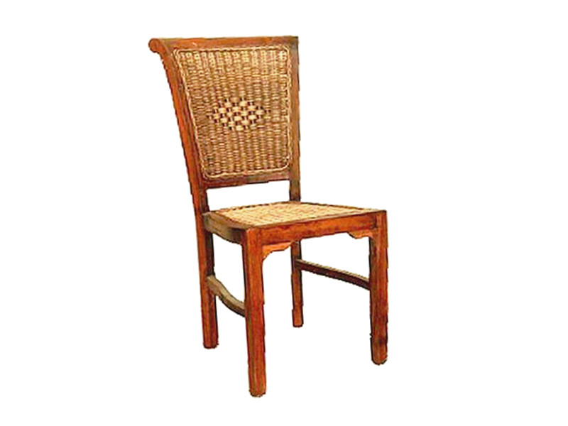 Davindo Cane Dining Chair