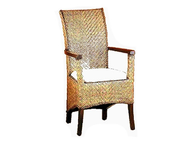 Mathilda Rattan Chair