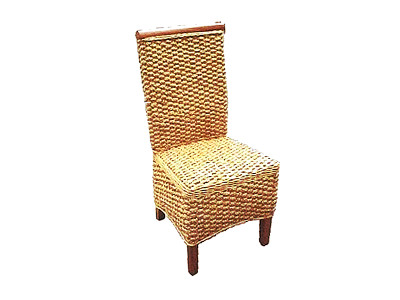 Melina Wicker Chair
