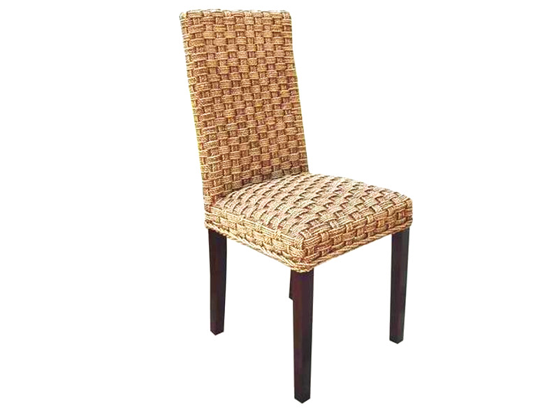 Monica Seagrass Woven Chair