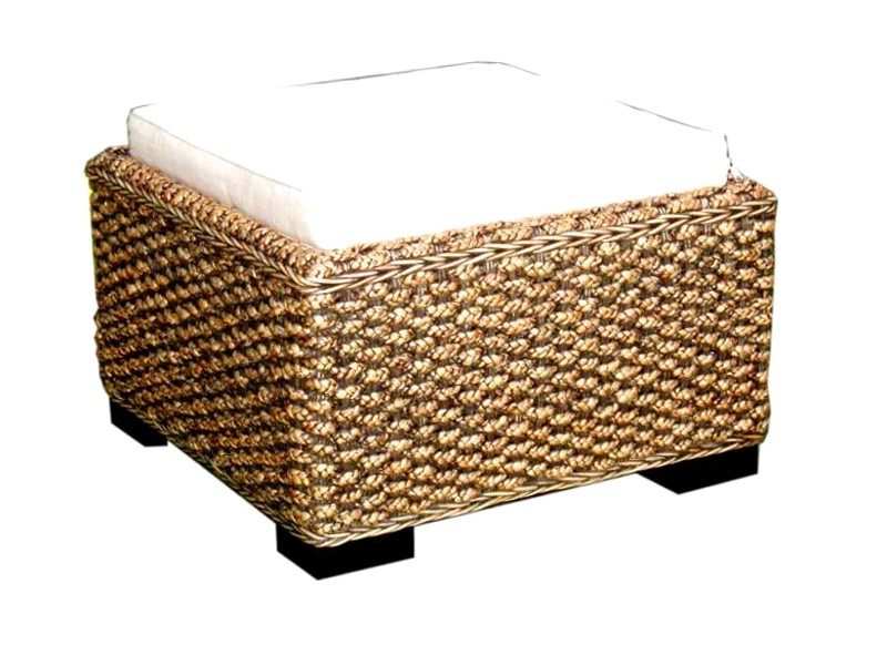 Rosana Wicker Stool