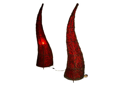 Milan Lamp Set