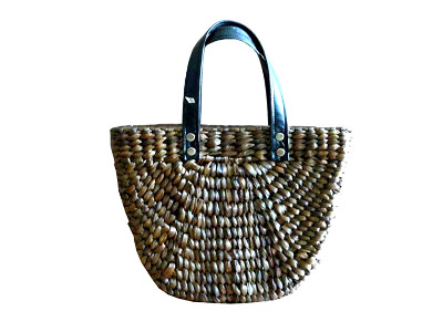 U Wicker Bag
