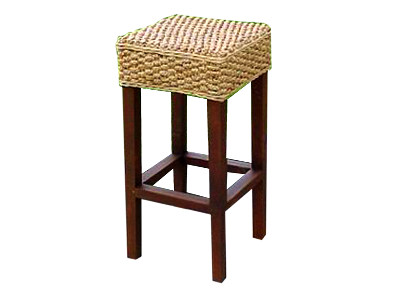 Maxima Wicker Barstool