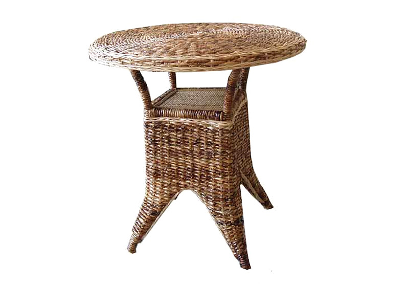 Balcany Table In Abaca