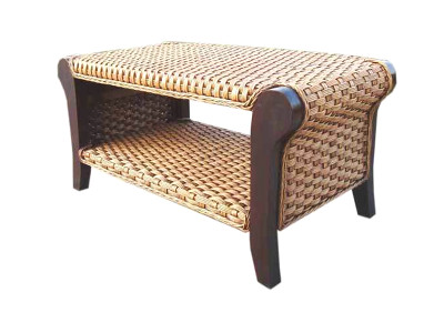 Carusel Rattan Coffee Table