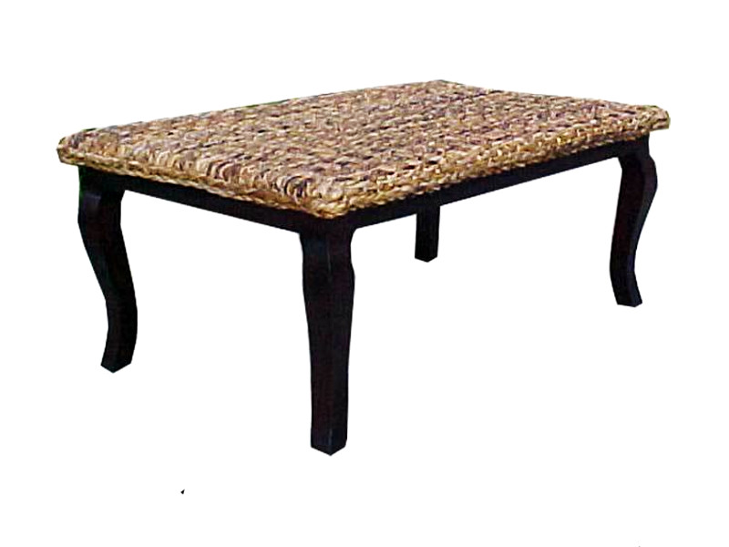 Juliet Wicker Coffee Table