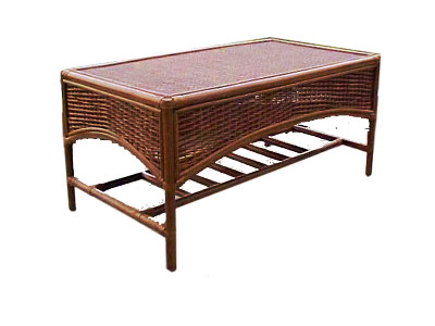 Lazio Rattan Coffee Table