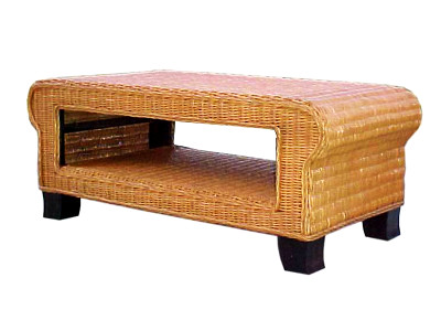Arizona Rattan Coffee Table