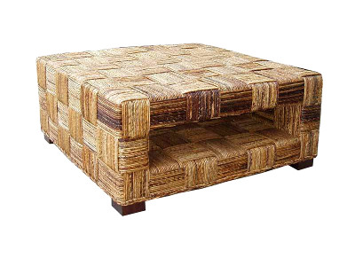 Reno Rattan Square Table