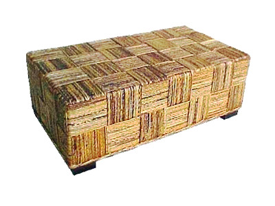 Reno Wicker Coffee Table