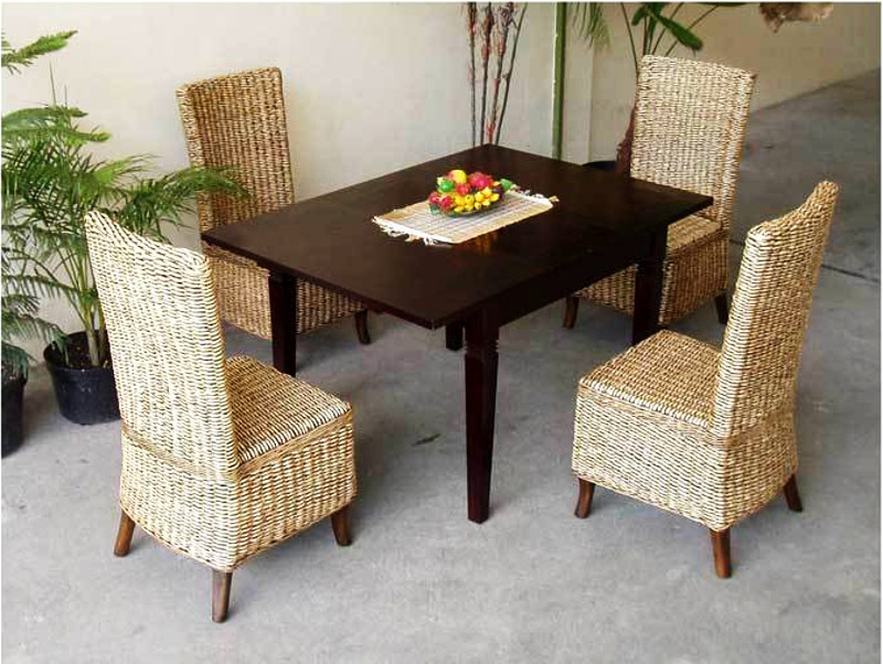 Mally Banana Dining Set