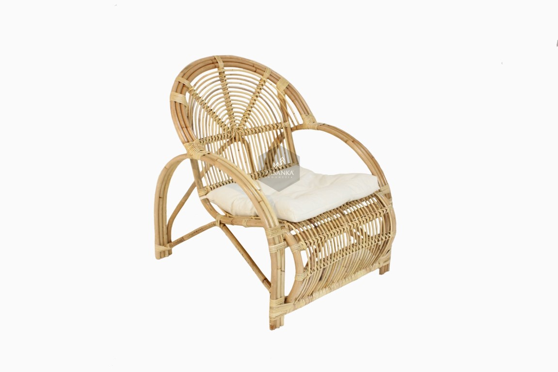 Dali Rattan Arm Chair