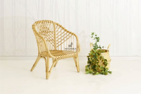 Hong Rattan Chair