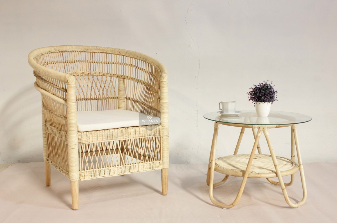 Morroco Rattan Patio Set