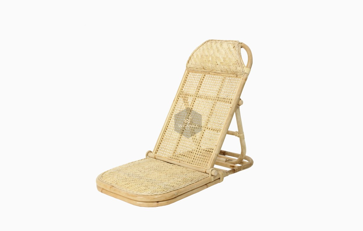 Relax Rattan Beach Chair