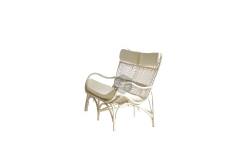 Silla Cozy Rattan Chair 2